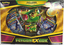 Pokemon Flygon Ex Factory Sealed Collection Box
