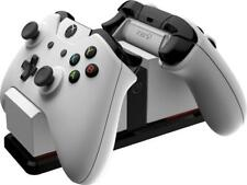 New Dual Controller Charging Station Dock Microsoft Licensed For Xbox One S / X