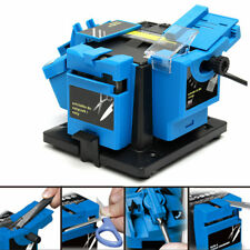 96W 220V Electric Household Sharpener Drill Bit Cutter Scissor Grinder Machine