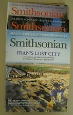 Smithsonian Magazine ~ 13 Issues ~ May 2004 thru May 2005 ~ G+ - VG Condition!