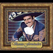 VICENTE FERNANDEZ Tesoros de Coleccion 3 CD BOX SET