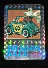 DRAGON BALL Z DBZ COVERS COLLECTION CARDDASS CARD PRISM CARTE BIRD BRAVO CC36 NM