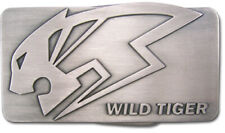 Logo Belt Buckle *New* Tiger & Bunny Wild Tiger