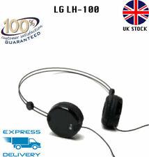 LG LH-100 Light weight Genuine Headphone Handsfree earphone Adjustable Headband