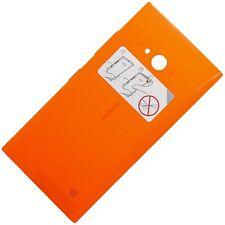 Cache Batterie Nokia Lumia 730 - Couleur Orange - Dispo france