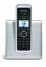 T-Sinus 302i Schnurloses DECT ISDN Telefon 302 i B-Ware Silbergrau