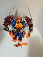 Optimal Optimus Beast Wars Transmetal Transformers 1998 (Missing Blast Shields)