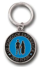More details for u2 songs of experience tour 2018 keychain official merch bono ex-tour stock