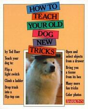 How to Teach Your Old Dog New Tricks-ExLibrary