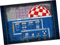 Amiga Workbench Screen with Boing Ball -  Retro inspired Jigsaw Puzzle #102