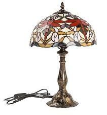 Lampada da tavolo in stile Tiffany