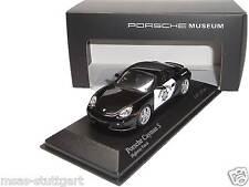 Porsche Highway Patrol Cayman S Ltd. Edizione Del Museo Minichamps 1:43