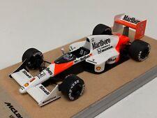 1/43 Tameo McLaren MP 4/5 Honda 1989 F1 Series Ayrton Senna  A1114