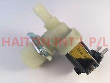 Water inlet Valve/Drain Valve (ICE-MAKER )ODΦ12*26.44m 4L/min AC240V 90 Degree