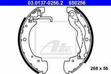 Bremsbackensatz für Bremsanlage Hinterachse ATE 03.0137-0256.2