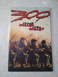 300 by Frank Miller Lynn Varley #1 OF 5 Dark Horse Comics NICE GRADE F1416