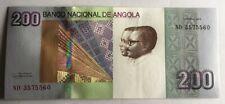Angola 200 Kwanzas Unc