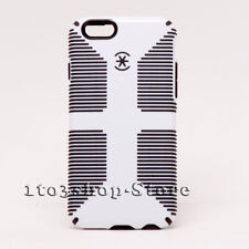 Speck CandyShell Grip Shockproof Snap Case for iPhone 6 iPhone 6s White  Black