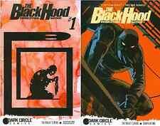 The Black Hood #1 #2