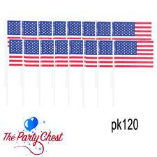 Ricamate New York bandiera bandiera aufbügler Patch 9 x 6 cm