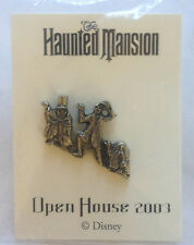 Disney Pin 23827 Haunted Mansion Open house silver hitchhiking ghosts SDCC Comic