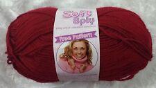 Panda Magnum Soft 8 Ply #4608 Velvet Dark Red 100g