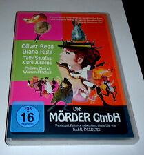 DVD *** Die Mörder GmbH  *** Telly Savalas / Oliver Reed
