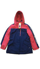 NWT Tommy Hilfiger Womens 3-in-1 Systems Jacket Navy Blue...