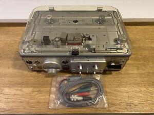 Nagra IV SJ Kudelski Reel to Reel Tape Recorder