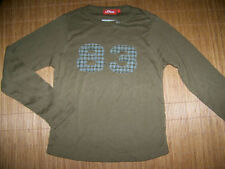 s.Oliver Jungen-T-Shirts ohne Muster