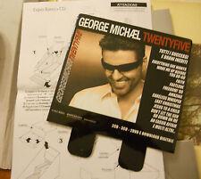 expo da banco GEORGE MICHAEL x 12 CD - NUOVO MAI USATO