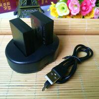 LP-E12 Battery charger for Canon PowerShot SX70 HS, Rebel SL1 Digital Cameras