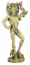 Dekofigur Cernunnos keltischer Gott Dekoration Deko Figur Dekorationsfigur
