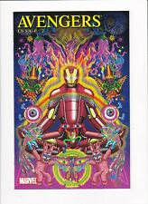 Avengers #2 VARIANT - 2010 - Marvel Comics, Iron Man By Design