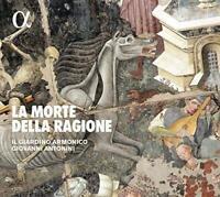 Giovanni Antonini Il Giardino Armonico - La Morte Della Ragione (NEW CD)