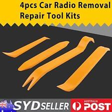 Premium 4PCS Car Dash Door Pannel Stereo Radio Audio Removal Pry Hand Tools DIY