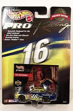 HOT WHEELS ~ PRO RACING ~ TED MUSGRAVE ~ #16 PRIMESTAR