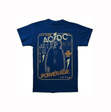 AC/DC - Los Angeles Tour 1978 Mens T-Shirt Clothing - New & Official In Bag