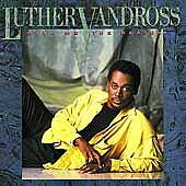 Luther Vandross, Give Me The Reason, Excellent, Audio CD