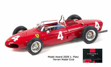 "Ferrari Dino 156 #4 P.Hill ""Winner GP Belgium - Spa"" 1961 (CMC 1:18 / 070)"