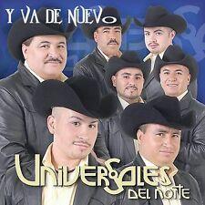 Universales Del Norte : Y Va De Nuevo CD