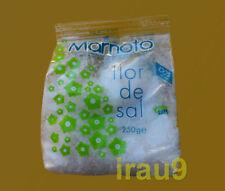 SEA SALT Culinary FLEUR DE SEL Portuguese Flor de Sal 250g - 8.8oz ALGARVE