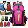 Travel Hiking Backpack Waterproof Outdoor Sport Camping Daypack Rucksack 40L Bag