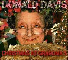 Christmas at Grandma's by Donald Davis (2006, CD)