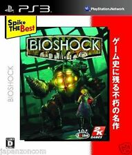 Used PS3 Bioshock Spike SONY PLAYSTATION 3 JAPAN JAPANESE IMPORT