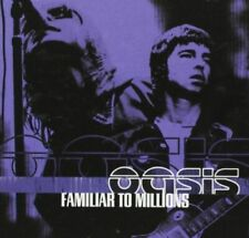 Oasis - Familiar To Millions [New & Sealed] CD