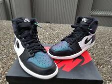 ee3d48d1cb53 Style  Basketball Shoes. Air Jordan 1 Retro High OG Chameleon - Black Metallic  Silver-White - Size