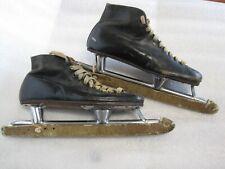 Vintage Leather Reidell & Planert's Speed Skates