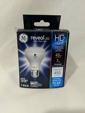 GE Reveal 45 W Equivalent Dimmable Soft White R20 LED Light Fixture Light