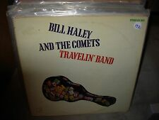 BILL HALEY & COMETS travelin' band ( rock ) - WHITE LABEL PROMO -